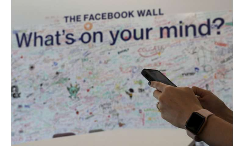 Ramadan in Mideast is for fasting and Facebook, data shows