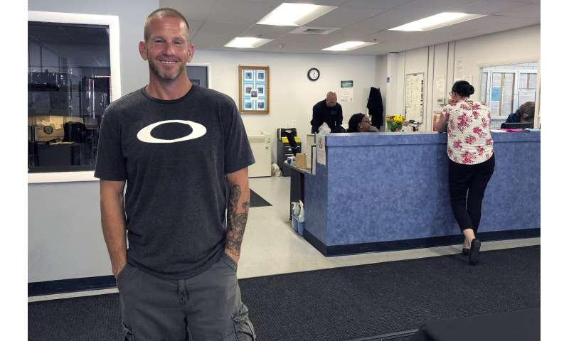 Region hit hard by opioids embraces jail-based treatment