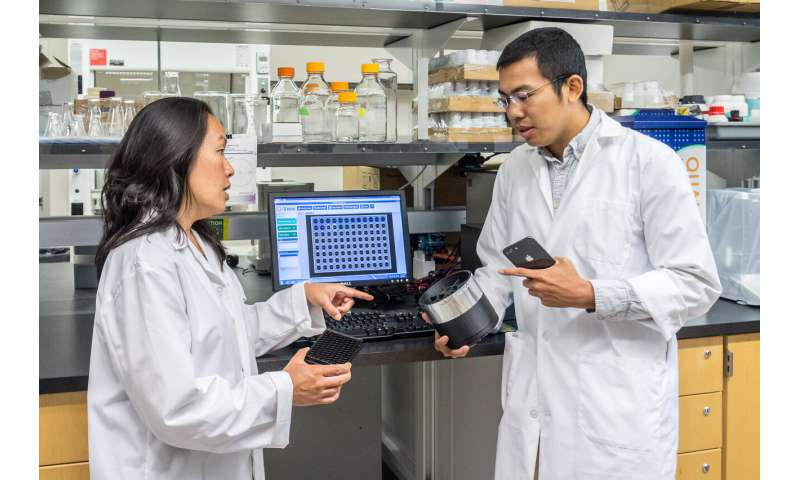 Research advances smartphone solution for diagnostic testing in remote rural areas