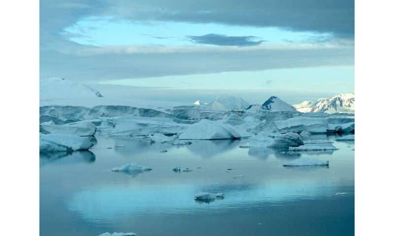Research sheds new light on Antarctic control of global climate