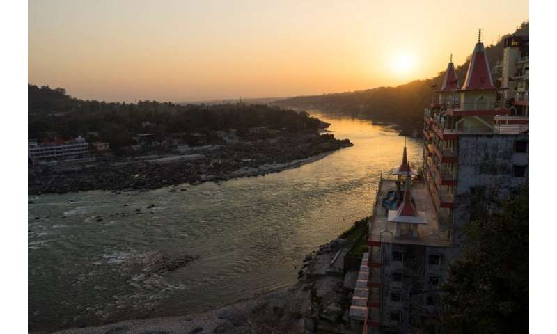 Rivers are changing all the time, and it affects their capacity to contain floods