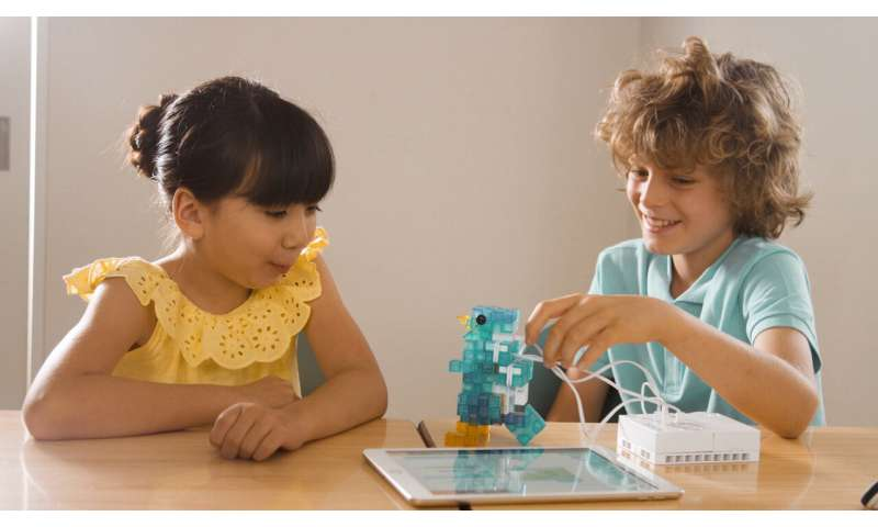 Robotics, coding become child's play: KOOV Trial Kit