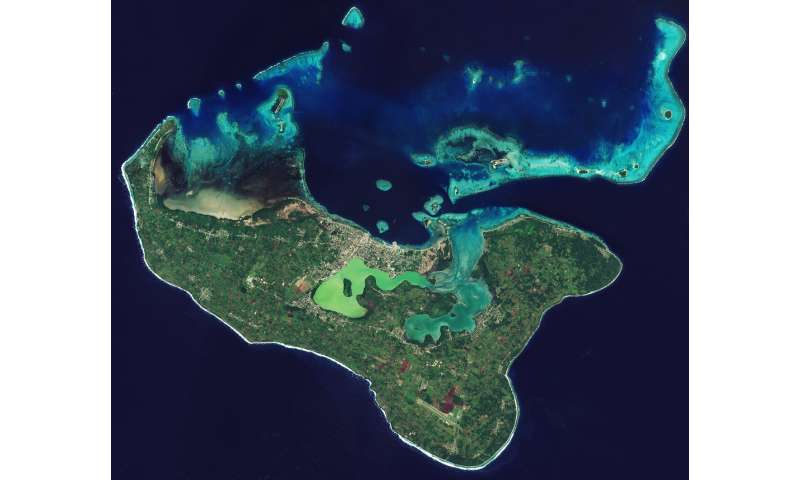 Satellites are key to monitoring ocean carbon