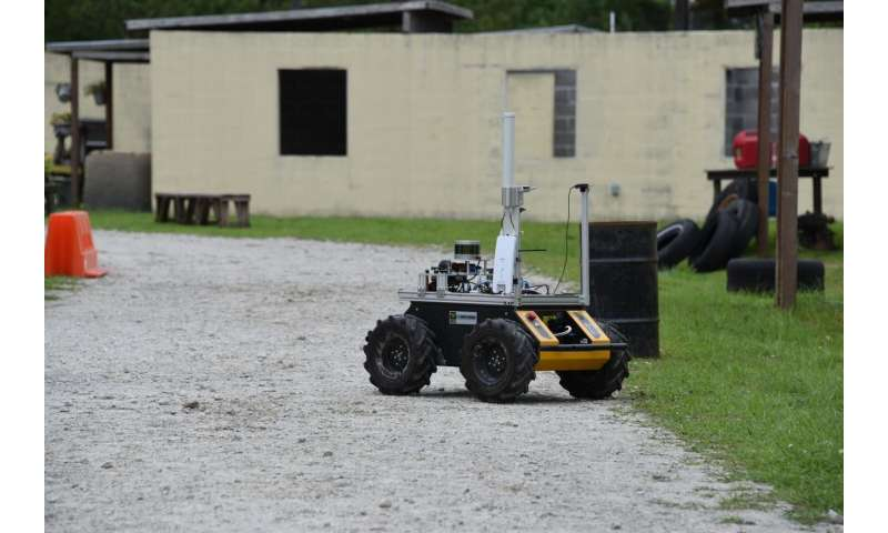 Scientists help soldiers figure out what robots know