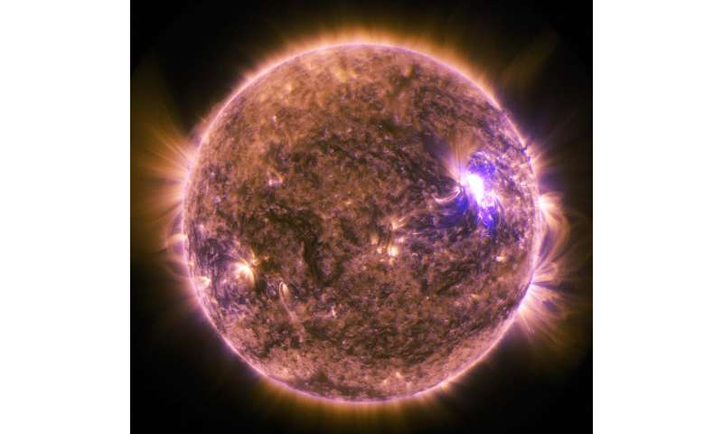 Scientists uncover exotic matter in the sun's atmosphere