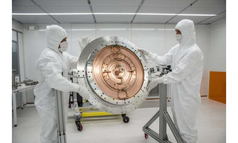 SLAC fires up electron gun for LCLS-II X-ray laser upgrade