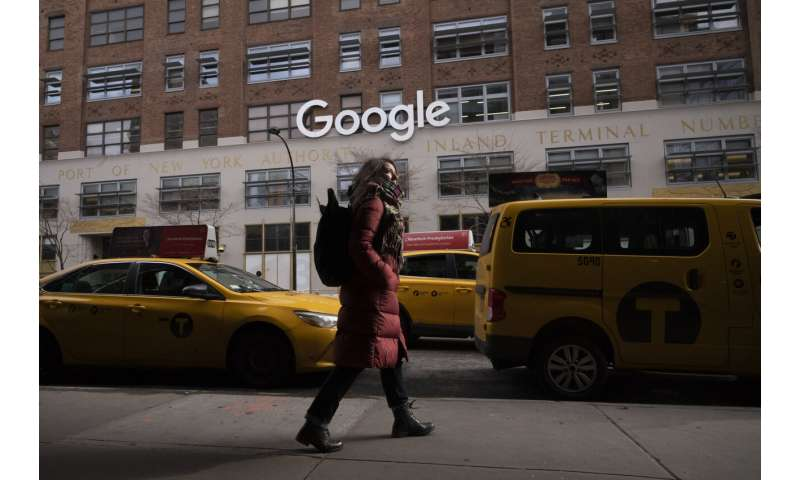 Slowing digital-ad growth could force change on Google