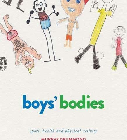 Social media influencing young boys' body attitudes