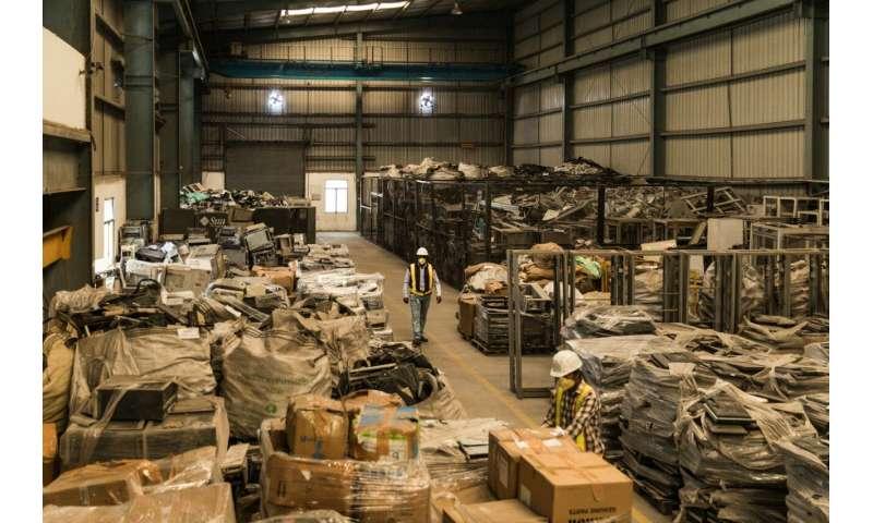 Tackling India's e-waste recycling crisis