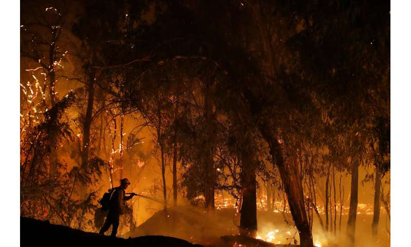 Technology to keep lights on could help prevent wildfires