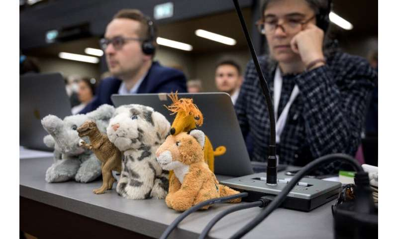 The CITES conference in Geneva brings together delegates from more than 180 nations to discuss ways of protecting species under