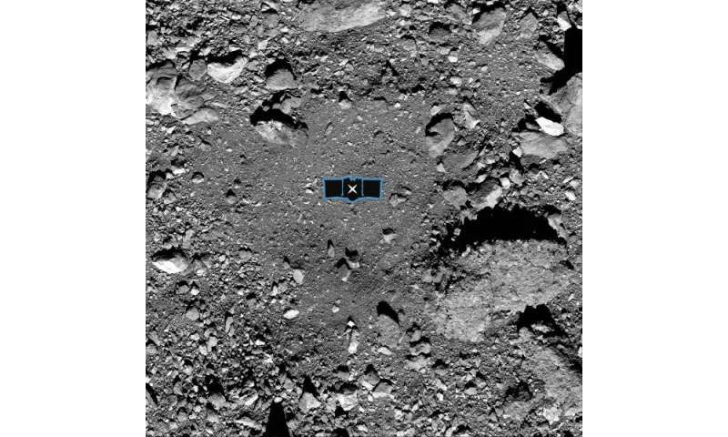 The citizen scientists who helped map Bennu