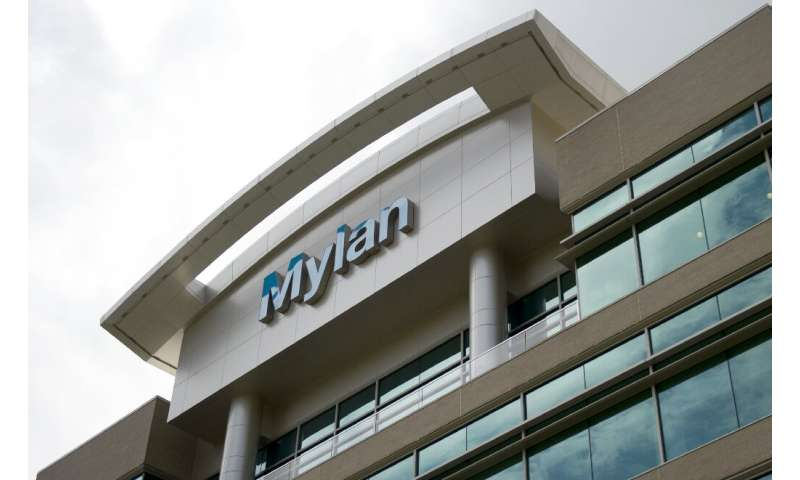 The combined company, to be named after the transaction is complete, will be led by Robert Coury, current chair of Mylan's board