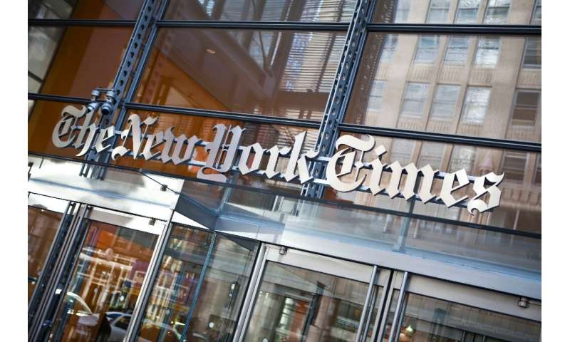 The New York Times said it is discontinuing its separate operation for Spanish-language readers NYT en Espanol
