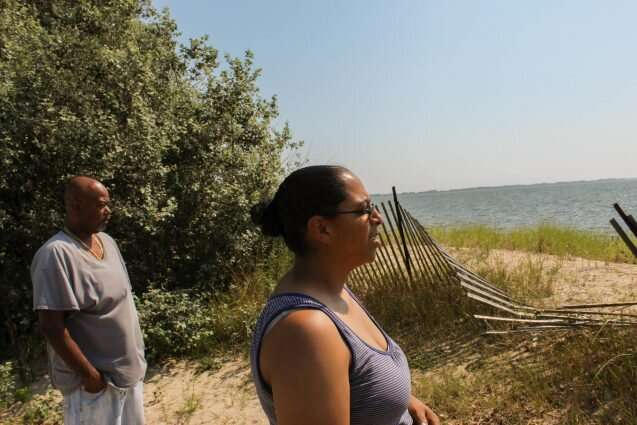 The tribe that brought a damaged shoreline back to life