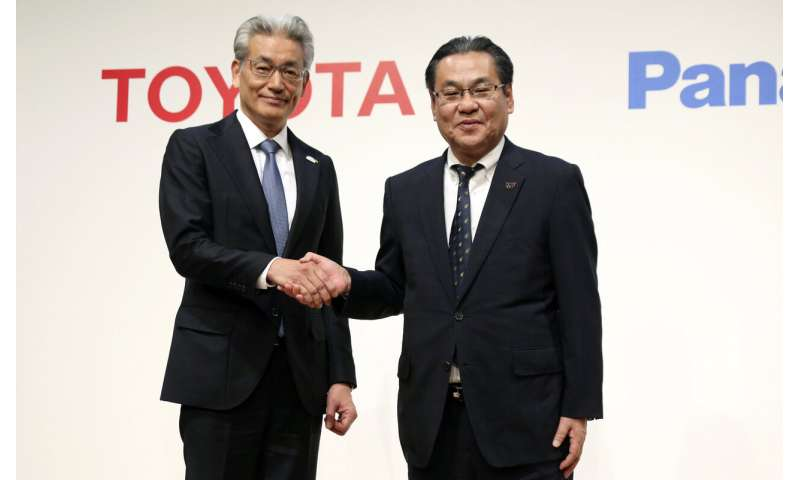 Toyota, Panasonic form joint venture in housing for Japan