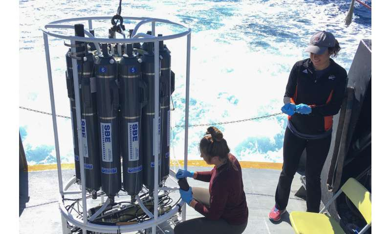 USC scientists show evolutionary principle in microbes of offshore Southern California