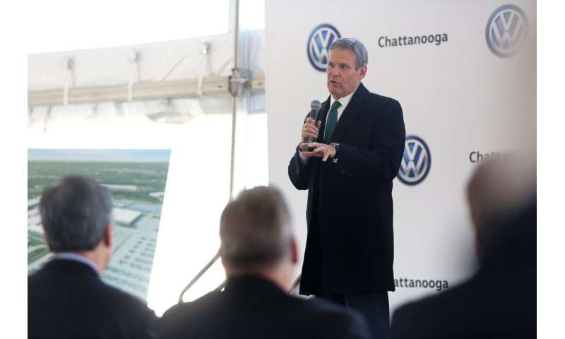 Volkswagen expanding electric vehicle production in US