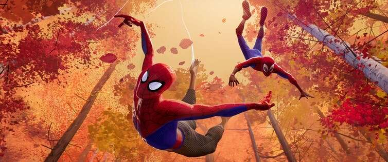What 'Into the Spider-Verse' can teach us about resilience