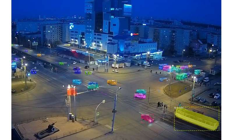 Russian scientists develop a traffic monitoring system based on artificial intelligence