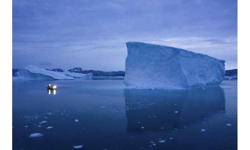 Earth's future is being written in fast-melting Greenland