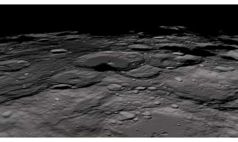 New research sheds light on the ages of lunar ice deposits