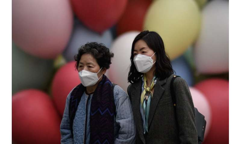 Air pollution is designated as a 'social disaster in South Korea