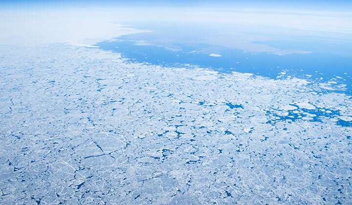 International project aims to sequence the 'DNA' of the Arctic Ocean