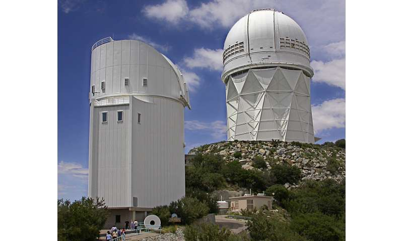 3 Sky Surveys Completed in Preparation for Dark Energy Spectroscopic Instrument
