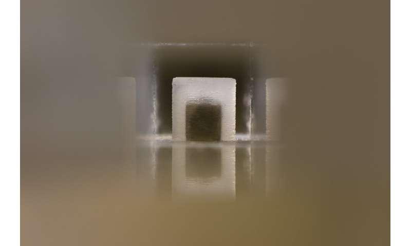 A bio-inspired flow-sensing cupula for submersible robotics