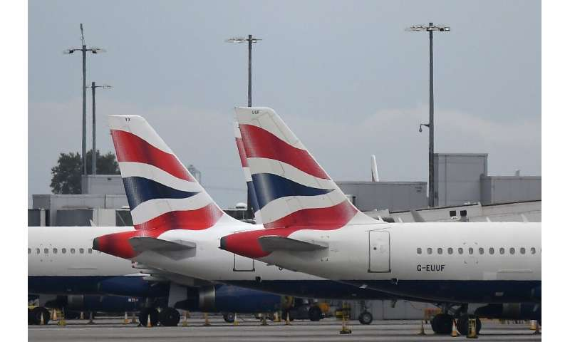 British Airways pilots walked out for the first time in the company's 100-year history, sparked by a bitter and long-running feu