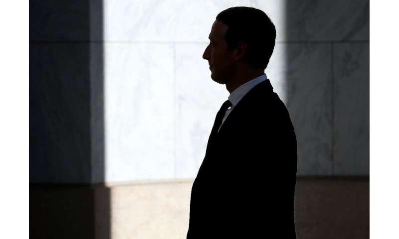 Facebook chief Mark Zuckerberg has tried to shield Libra from the crypto controversy