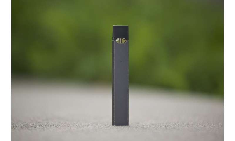 Juul's 'switch' campaign for smokers draws new scrutiny