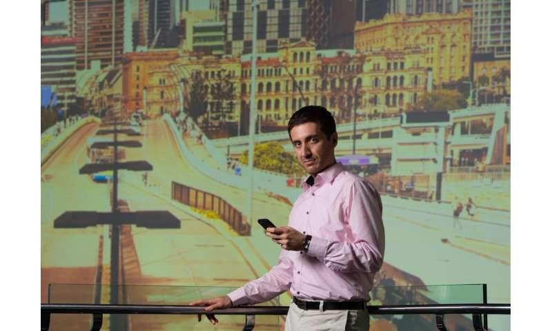 Mobile devices blur work and personal privacy raising cyber risks, says QUT researcher