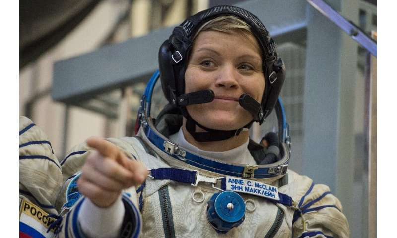 NASA astronaut Anne McClain, 40, completed two spacewalks