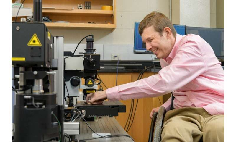 New microscope with dual capabilities supports multitude of studies
