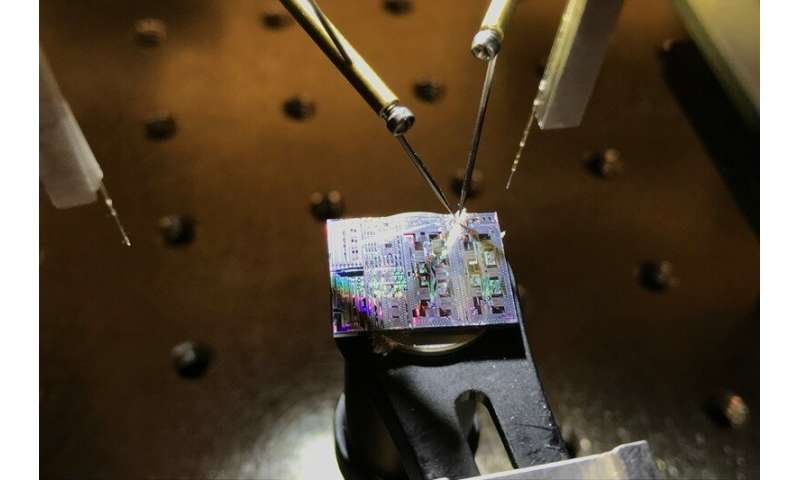 New research explores graphene-silicon devices for photonics applications