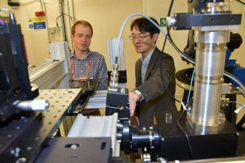 New research identifies Fukushima reactor material in environment