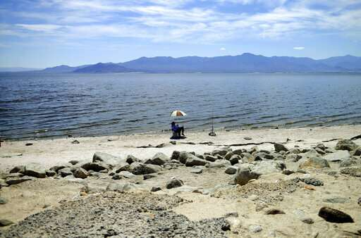 Plan to combat drought in West hinges on California, Arizona