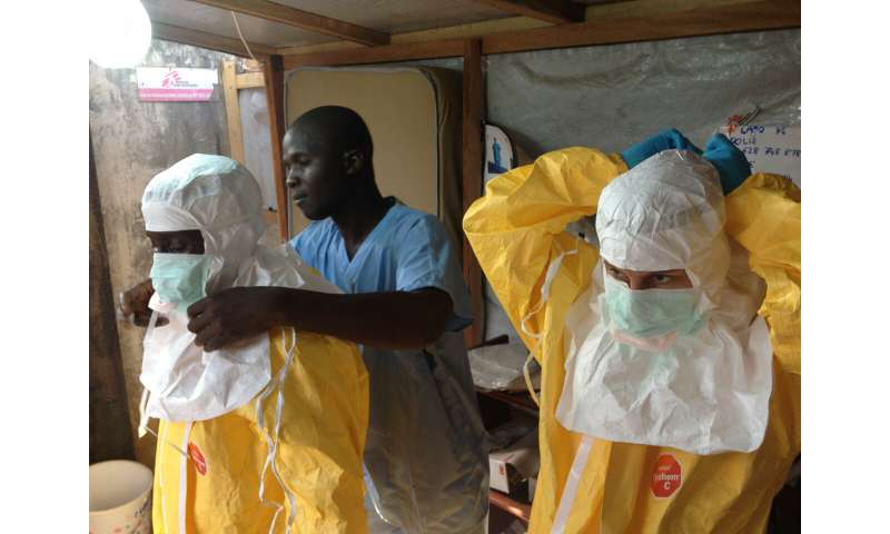 Preparing for the outbreak: helping research swing into action in central Africa