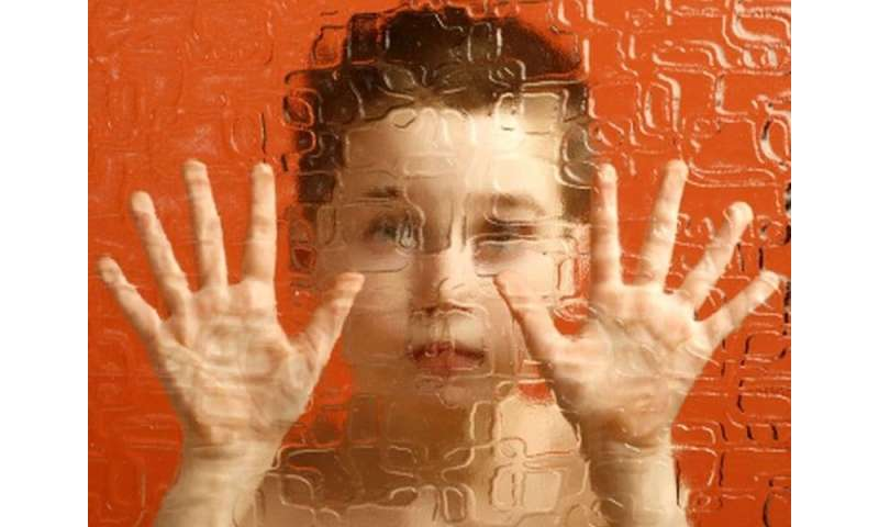 Prevalence of pain higher in children with autism