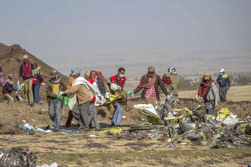 Report: Crew of doomed Ethiopia jet followed procedures