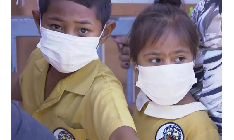 Samoa shuts schools, declares emergency as measles kills 6