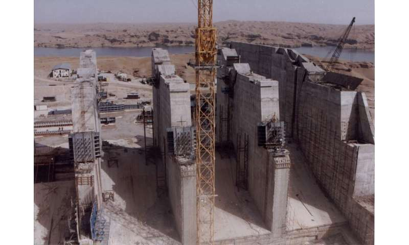 Scientists analyze Iran's largest dam to prevent future disasters