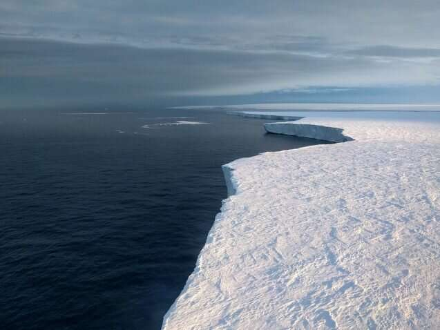 **Scientists link climate change to melting in West Antarctica