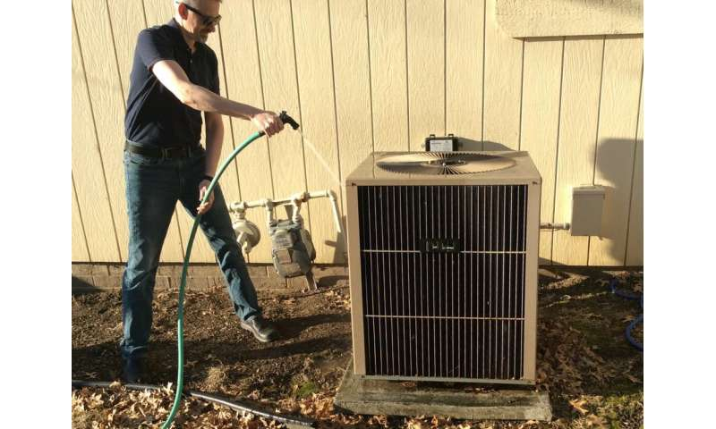 Skip this chore: Cleaning your air conditioner condenser probably won't make it work better