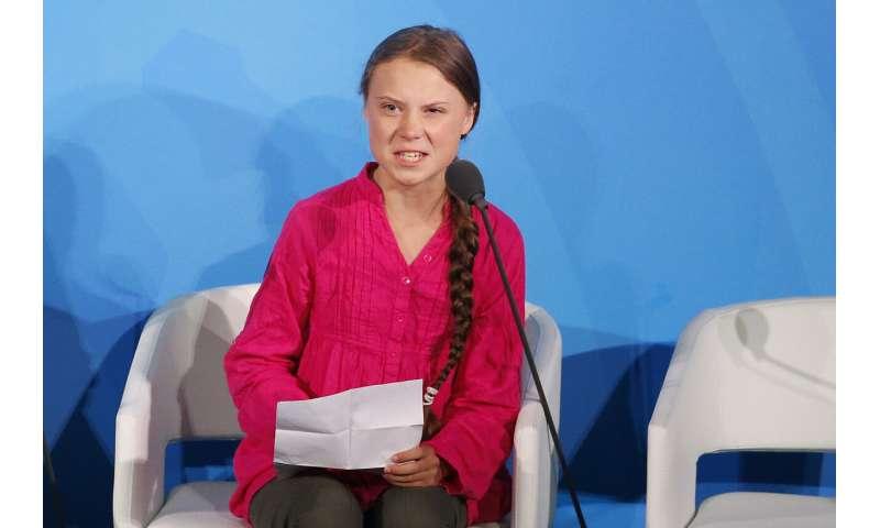 Swedish climate activist Thunberg wins 'Alternative Nobel'