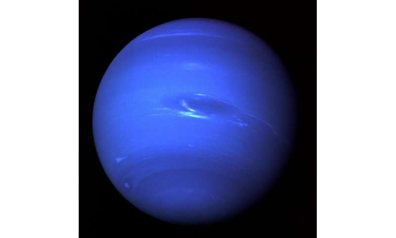 30 years ago: Voyager 2's historic Neptune flyby