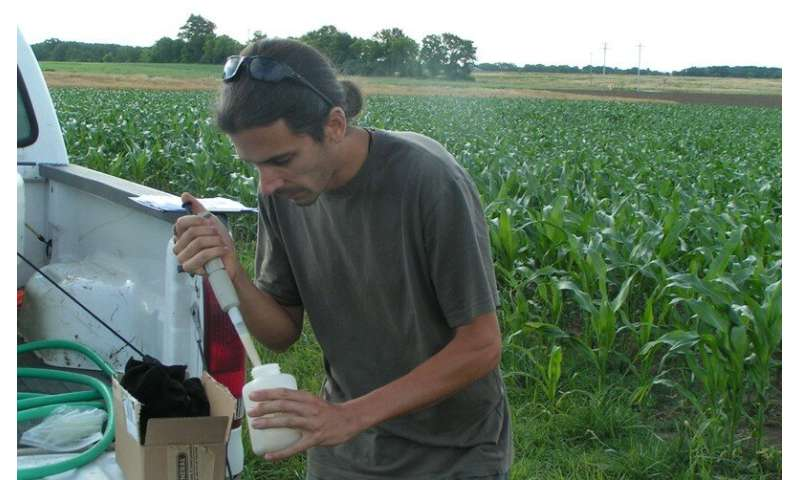 Researchers discover corn plants call in hungry nematodes when resistant rootworms attack