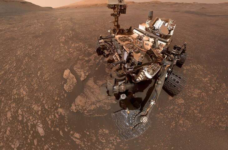 Researcher sees potential for ancient life on Martian surface